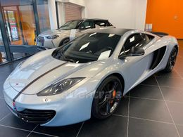 MCLAREN MP4-12C 3.8 v8 twin-turbo