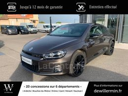 VOLKSWAGEN SCIROCCO 2 ii (2) 2.0 tdi 184 bluemotion technology black session