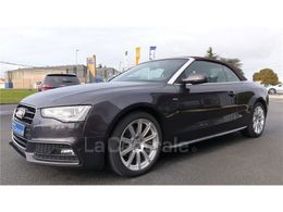 AUDI A5 CABRIOLET (2) cabriolet 2.0 tdi 150 clean diesel s line