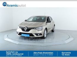 RENAULT MEGANE 3 iii (3) 1.2 tce 115 limited eco2