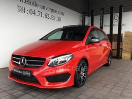 MERCEDES CLASSE B 2 ii (2) 220 d fascination 4matic 7g-dct