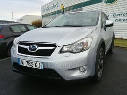 SUBARU XV 2.0d luxury