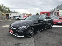MERCEDES CLASSE C 3 COUPE iii coupe 220 cdi blueefficiency fascination 7g-tronic