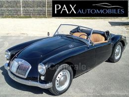 MG A cabriolet 1.5