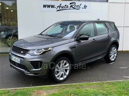 LAND ROVER DISCOVERY SPORT 2.0 si4 290 4wd hse luxury auto