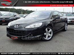 PEUGEOT 407 COUPE coupe 3.0 v6 griffe