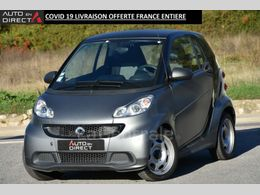SMART FORTWO 2 ii (2) coupe pure mhd 45 kw softouch