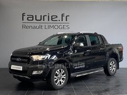 FORD iii (2) 3.2 tdci 200 auto double cab wildtrak