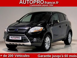 Photo d(une) FORD  20 TDCI 163 FAP 4X4 TITANIUM POWERSHIFT d'occasion sur Lacentrale.fr