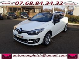 RENAULT MEGANE 3 COUPE CABRIOLET iii (2) coupe cabriolet 1.6 dci 130 fap energy intens