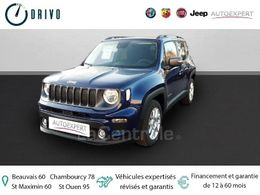 JEEP RENEGADE (2) 1.3 gse t4 150 s&s quiksilver edition bvr6