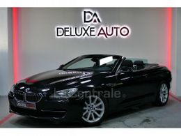 BMW SERIE 6 F12 CABRIOLET 26 900 €