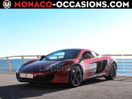 MCLAREN MP4-12C SPIDER 3.8 v8 twin-turbo