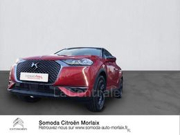 DS DS 3 CROSSBACK 1.2 puretech 130 7cv so chic automatique