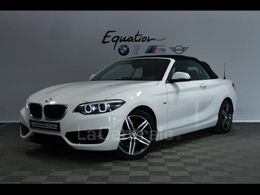BMW SERIE 2 F23 CABRIOLET (f23) cabriolet 218d 150 sport