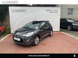 CITROEN DS3 CABRIO cabrio 1.6 vti 120 so chic
