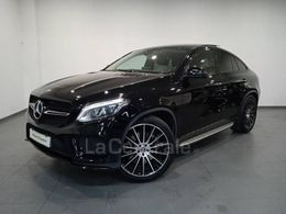 MERCEDES GLE COUPE 500 455 fascination 4matic