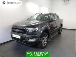 FORD iii (2) 3.2 tdci 200 auto double cab wildtrak x