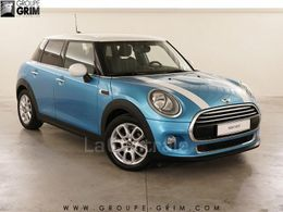 MINI MINI 3 5P iii 1.5 cooper d 116 finition chili 5p