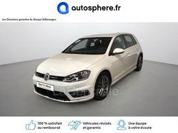 VOLKSWAGEN GOLF 7 vii 1.4 tsi 125 bluemotion technology 7cv carat bv6 5p