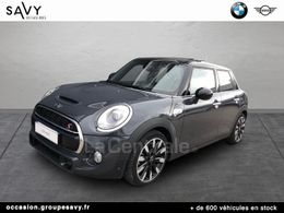 MINI MINI 3 5P iii 2.0 cooper s 192 finition exquisite bva 5p