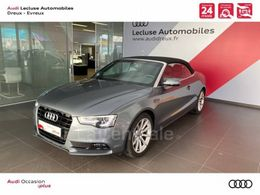 AUDI A5 CABRIOLET (2) cabriolet 2.0 tfsi 230 ambition luxe multitronic