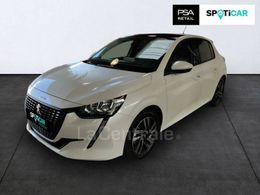 PEUGEOT 208 (2E GENERATION) ii 1.2 puretech 100 s&s allure business eat8
