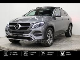 MERCEDES GLE COUPE 350 d executive 4matic