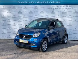 SMART FORFOUR 2 II 10 PASSION TWINAMIC