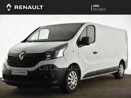 RENAULT TRAFIC 3 iii fourgon tole grand confort l2h1 1300 energy dci 125