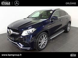 MERCEDES GLE COUPE AMG 63 amg 4matic