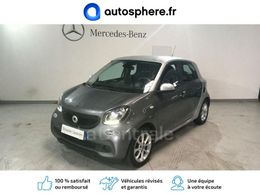 SMART FORFOUR 2 II 09 90 PASSION TWINAMIC