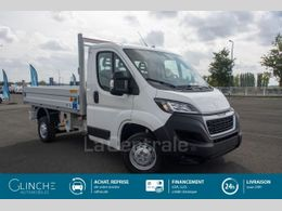 PEUGEOT BOXER 2 ii (2) chassis simple cabine 2.2 bluehdi 165 s&s pro sr 335 l2