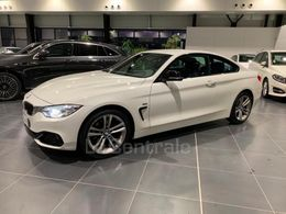 BMW SERIE 4 F32 (f32) coupe 418d 150 sport bv6
