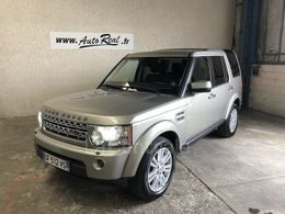 LAND ROVER DISCOVERY 4 iv sdv6 245 dpf hse 5pl