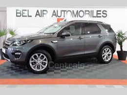 LAND ROVER DISCOVERY SPORT 20 TD4 180 HSE 4WD AUTO