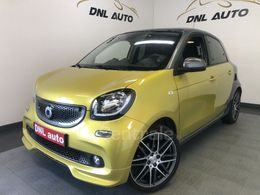 SMART FORFOUR 2 II 09 BRABUS XCLUSIVE