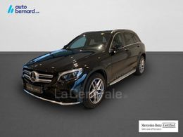 MERCEDES GLC 350 e fascination 4matic