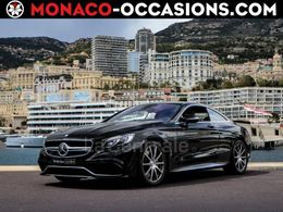 MERCEDES CLASSE S 7 COUPE AMG 109 890 €