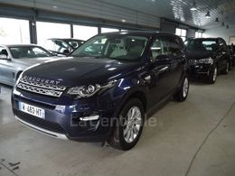 LAND ROVER DISCOVERY SPORT 2.0 td4 150 pure 4wd
