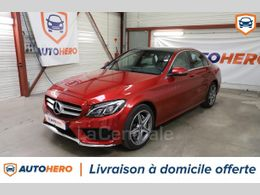 MERCEDES CLASSE C 4 iv 200 fascination 7g-tronic
