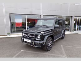 MERCEDES CLASSE G 3 AMG iii 63 amg 50cv long 7g-tronic speedshift plus amg