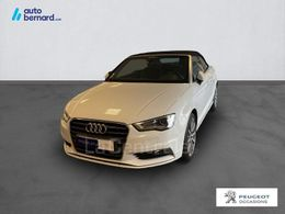 AUDI A3 (3E GENERATION) CABRIOLET iii cabriolet 1.8 tfsi 180 ambition luxe s tronic