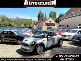 Photo d(une) MINI  II ROADSTER COOPER S PACK RED HOT CHILI BA d'occasion sur Lacentrale.fr