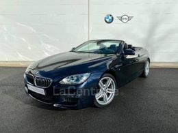 BMW SERIE 6 F12 CABRIOLET 45 900 €
