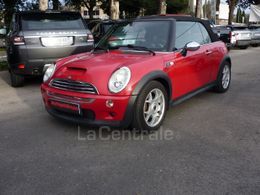 Photo d(une) MINI  CABRIOLET 16 170 COOPER S STEPTRONIC d'occasion sur Lacentrale.fr