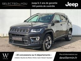 Photo d(une) JEEP  II 16 MJET 120 LIMITED d'occasion sur Lacentrale.fr