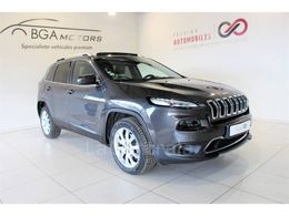 Photo d(une) JEEP  IV 20 MULTIJET 170 AD1 LIMITED 4WD AUTO d'occasion sur Lacentrale.fr