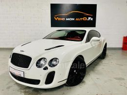 BENTLEY CONTINENTAL GT GT COUPE W12 SUPERSPORTS