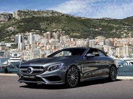 MERCEDES CLASSE S 7 CABRIOLET 100 560 €